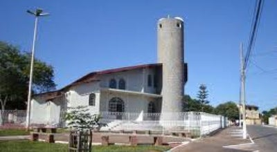 Photo of Church Paróquia São Norberto at R. Miosótis, 95-165, Montes Claros 39401-027, Brazil