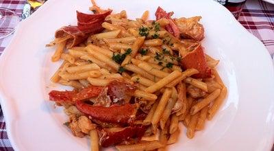 Photo of Italian Restaurant Alle Bandierine at Via Mercanti, 4, Pisa 56127, Italy