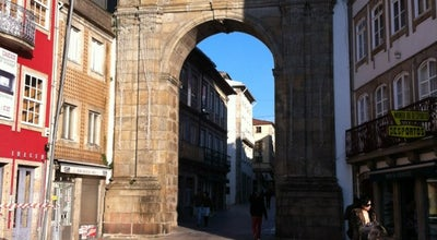 Photo of Monument / Landmark Arco da Porta Nova at Braga, Portugal