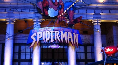 Photo of Theme Park Ride / Attraction アメージング・アドベンチャー・オブ・スパイダーマン・ザ・ライド 4K3D (THE AMAZING ADVENTURES OF SPIDER-MAN - THE RIDE 4K3D) at 此花区桜島2-1-33, 大阪市 554-0031, Japan