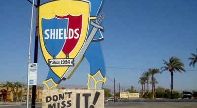 Photo of Ice Cream Shop Shields Date Garden at 80225 Us Highway 111, Indio, CA 92201, United States