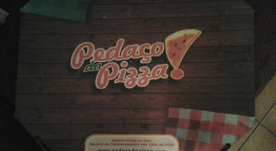 Photo of Pizza Place Pedaço da Pizza at R. Bom Pastor, 523, Campo Grande 79051-220, Brazil