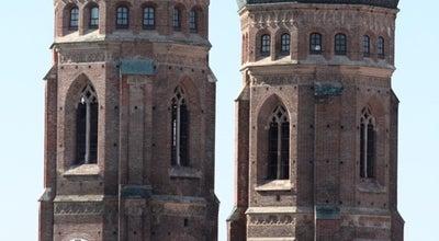 Photo of Church Frauenkirche (Dom zu Unserer Lieben Frau) at Frauenplatz 1, München 80331, Germany