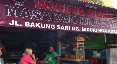Photo of Indonesian Restaurant Warung Makan Nikmat at Jalan Bakung Sari Gg. Biduri No. 6, Badung, Indonesia