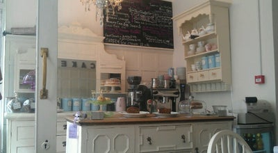 Photo of Tea Room The Lavender Tea House at 5 Church St, Folkestone CT20 1SE, United Kingdom