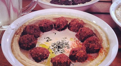 Photo of Falafel Restaurant Hummus Bar at Október 6. U. 19., Budapest 1051, Hungary