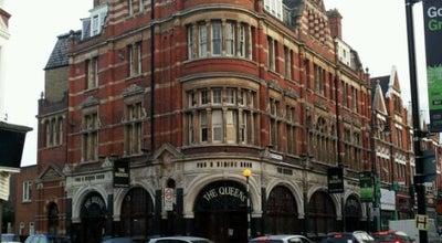 Photo of Pub The Queens at 26 Broadway Pde, Tottenham La., Crouch End N8 9DE, United Kingdom