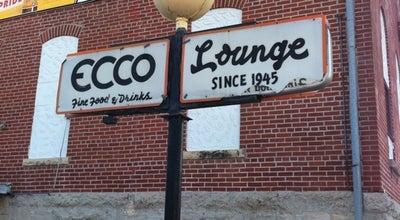 Photo of Dive Bar Ecco Lounge at 703 Jefferson St, Jefferson City, MO 65101, United States