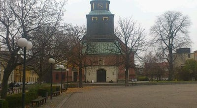 Photo of Church Hedvigs Kyrka at Tyska Torget, Norrköping 602 24, Sweden