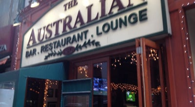 Photo of Bar The Australian at 20 W 38th St, New York, NY 10018, United States