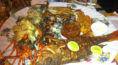 Photo of Seafood Restaurant Summer at Hotel Real Intercontinental 2c Oeste, Managua, Nicaragua
