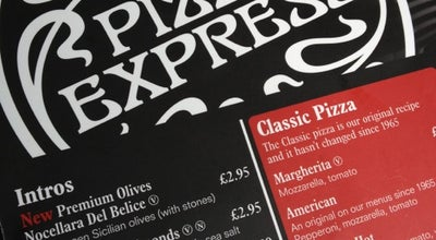 Photo of Pizza Place PizzaExpress at Level 7 & 9, Birmingham, United Kingdom
