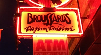 Photo of Cajun / Creole Restaurant Broussard's Cajun Cuisine at 120 N Main St, Cape Girardeau, MO 63701, United States