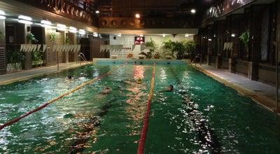 Photo of Pool Бассейн Института Биоорганической Химии at Ул. Академика Волгина  Д.16/10, Москва, Russia