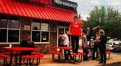 Photo of Burger Joint Cook Out at 1010 S Main St, Kernersville, NC 27284, United States