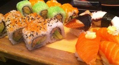 Photo of Sushi Restaurant Shabu Shabu at Steenstraat 45-47, Leiden 2312 BV, Netherlands
