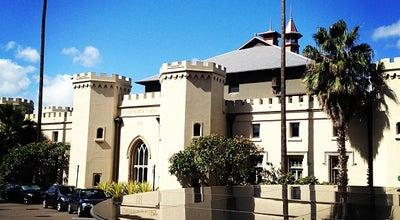 Photo of Music School Sydney Conservatorium of Music at Macquarie St., Sydney, NS 2000, Australia