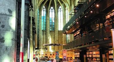 Photo of Bookstore Boekhandel Dominicanen at Dominikanerkerkstraat 1, Maastricht 6211 CZ, Netherlands
