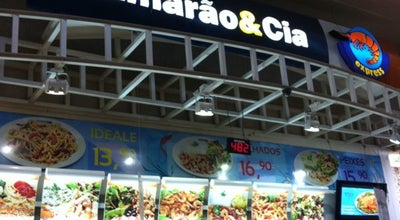 Photo of Seafood Restaurant Camarão & Cia at Shopping Grande Rio, São João de Meriti 22586-140, Brazil