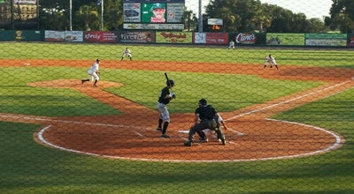 Photo of Baseball Field River Dogs Game at 360 Fishburne St, Charleston, SC 29403, United States