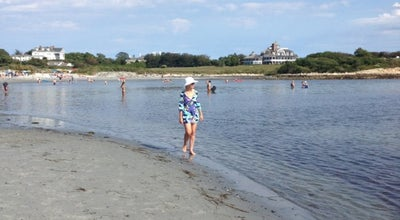 Photo of Beach Gooseberry Beach at 130 Ocean Avenue, Newport, RI 02840, United States