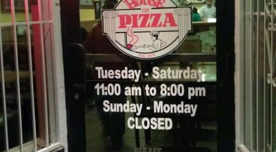 Photo of Pizza Place House Of Pizza at 2016 N Piedras St, El Paso, TX 79930, United States