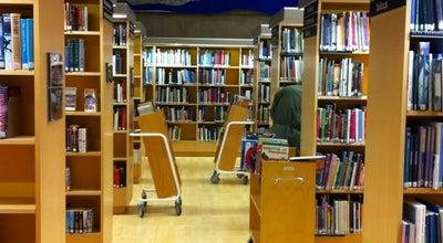 Photo of Library Oulun kaupunginkirjasto at Kaarlenväylä 3, Oulu 90100, Finland