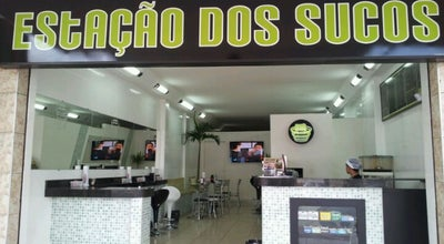 Photo of Juice Bar Estaçao Dos Sucos at Av. Dos Andradas, 435, Juiz de Fora 36036-000, Brazil