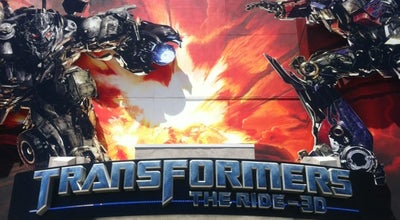 Photo of Theme Park Ride / Attraction Transformers: The Ride - 3D at 100 Universal City Plz, Universal City, CA 91608, United States