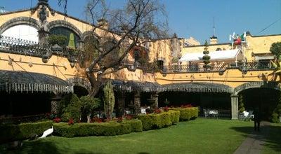 Photo of Mexican Restaurant Antigua Hacienda de Tlalpan at Calz. De Tlalpan 4619, Tlalpan 14000, Mexico