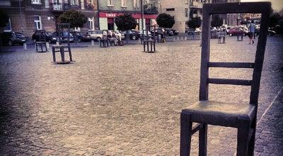 Photo of Plaza Plac Bohaterów Getta at Plac Bohaterów Getta, Kraków, Poland