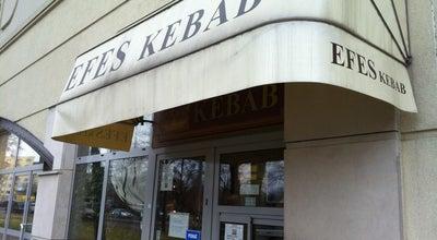Photo of Kebab Restaurant Efes Kebab at Al. Niepodległości 80, Warsaw 02-626, Poland