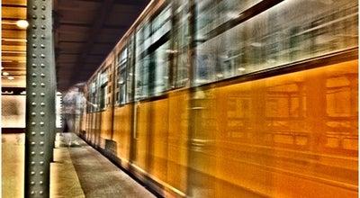 Photo of Subway Hősök tere (M1) at Andrássy Út, Budapest 1062, Hungary