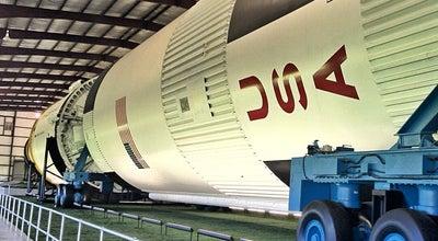Photo of Park Rocket Park (NASA Saturn V Rocket) at 2nd St, Houston, TX 77058, United States