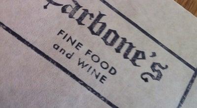 Photo of Italian Restaurant Carbone's at 4208 Oak Lawn Ave, Dallas, TX 75219, United States