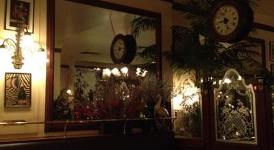 Photo of French Restaurant L'Absinthe at 227 E 67th St, New York, NY 10065, United States