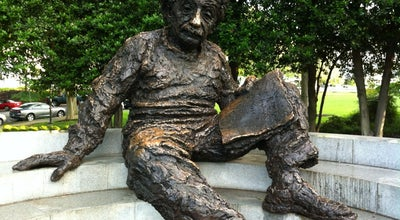 Photo of Monument / Landmark Albert Einstein Memorial at 2100 Constitution Ave Nw, Washington, DC 20037, United States