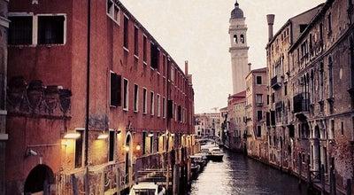 Photo of Bridge Ponte della Pietà at Via Della Pietà 45, Venice 01019, Italy