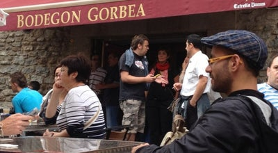 Photo of Bar Bodegón Gorbea at C/ Herrería, 26, Vitoria-Gasteiz 01001, Spain