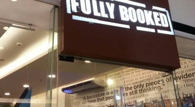 Photo of Bookstore Fully Booked at Eastwood Mall, Quezon City, Philippines