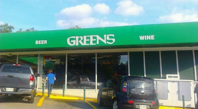 Photo of Liquor Store Green's Beverages at 737 Ponce De Leon Ave Ne, Atlanta, GA 30306, United States
