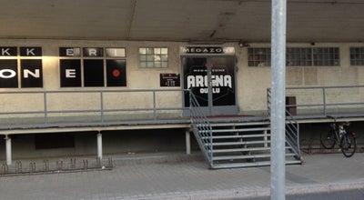 Photo of Laser Tag Megazone Arena at Kansankatu 47, Oulu 90100, Finland