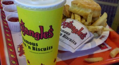 Photo of Restaurant Bojangles' Famous Chicken 'n Biscuits at 330 S. Churton St., Hillsborough, NC 27278, United States