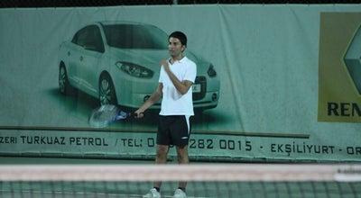 Photo of Tennis Court Ortaca Tenis Klubu at Turkey