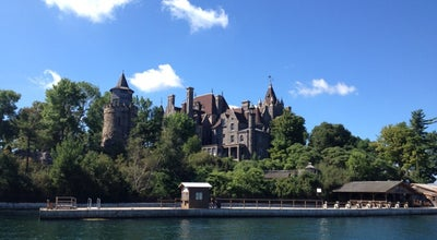 Photo of Castle Boldt Castle at Heart Is, Heart Island, NY 13640, United States