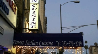 Photo of Indian Restaurant LA Spice by Bengal Dynasty at 5229 Hollywood Blvd., Los Angeles, CA 90027, United States