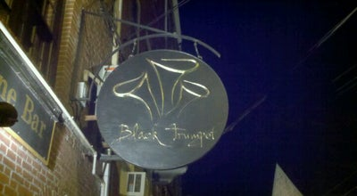 Photo of New American Restaurant Black Trumpet Bistro at 29 Ceres St, Portsmouth, NH 03801, United States