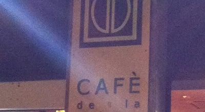 Photo of Cafe Cafè de la Plaça at Plaça Francesc Macià I Llussà 2, L'Hospitalet de Llobregat 08902, Spain