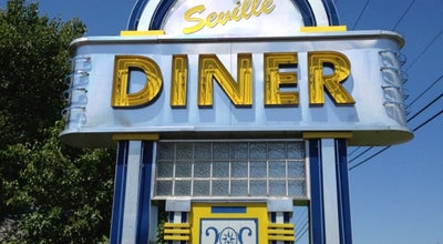 Photo of Diner Seville Diner at 1035 State Route 18, East Brunswick, NJ 08816, United States