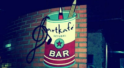 Photo of Bar Artkafe at Travessa Da Anunciada, Setubal, Portugal